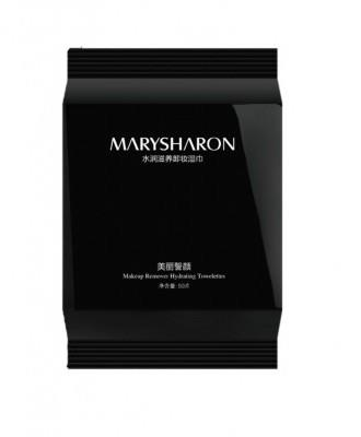 [Magico] MarySharon Makeup Remover Hydrating Towelettes (50pcs x 2)