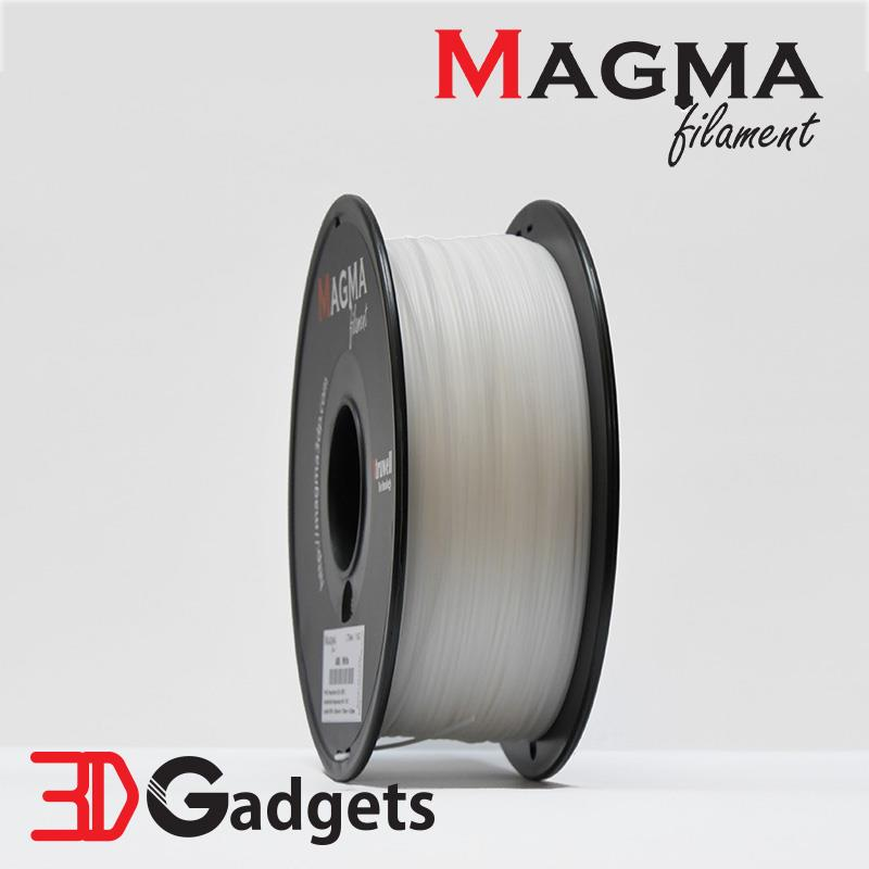 Magma 3D Printer Filament ABS 1.75mm 1KG - White