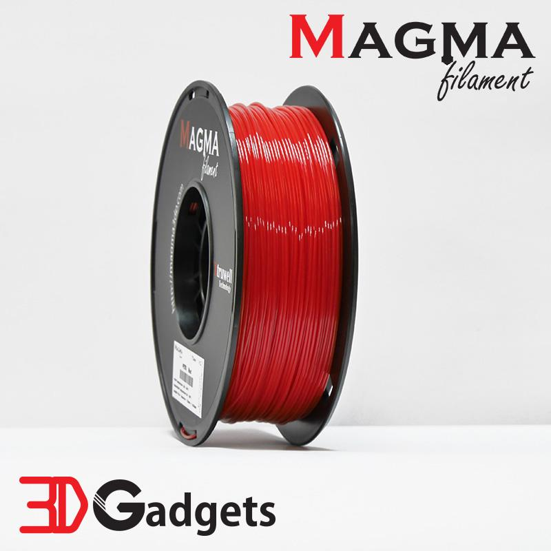 Magma 3D Printer Filament PETG 1.75mm 1KG - Red