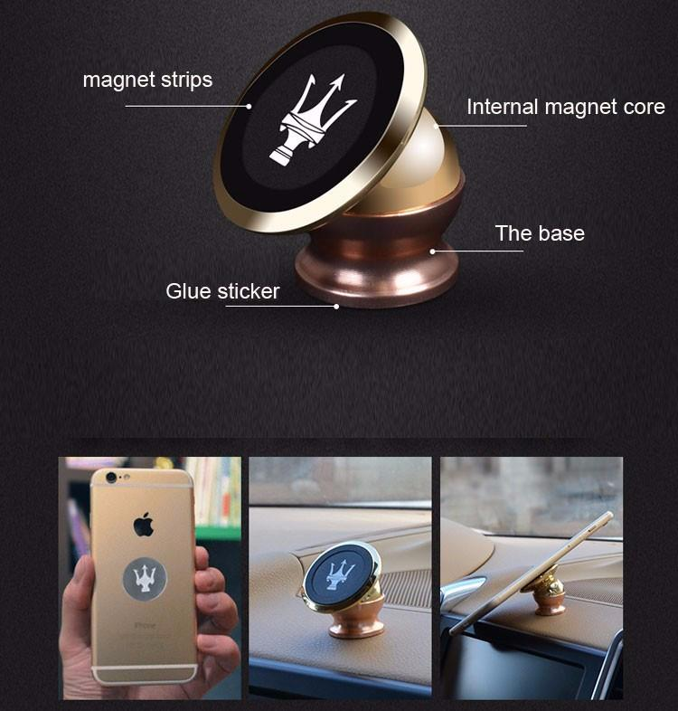 Magnetic car mount phone holder for end 7 13 2017 10 15 am for Mercedes benz phone mount