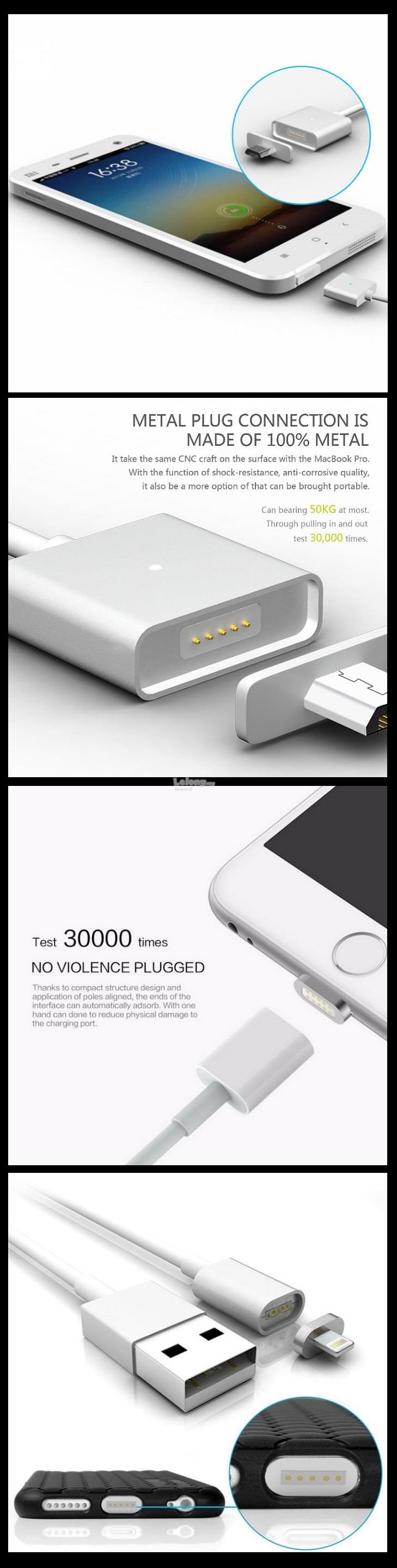 Magnetic USB Cable for Iphone