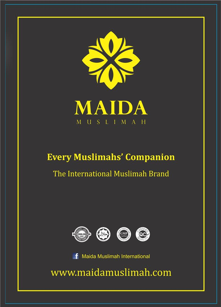 maida muslim Surah al-ma'idah (the table spread with food) 1 o you who believe except for those who (having fled away and then) came back (as muslims.