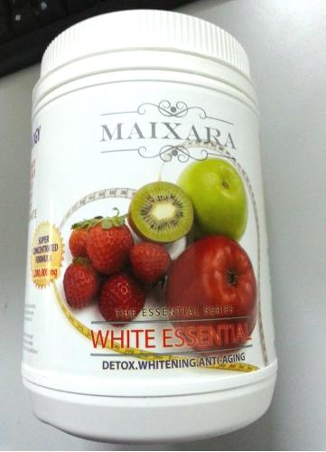 Maixara White Essential (MWE) - Whitening n Anti-Aging