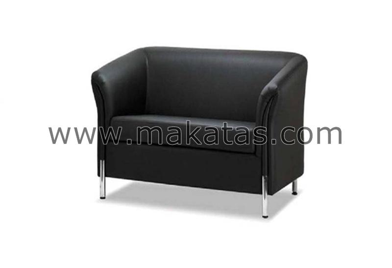 Makatas Berlington Double Seater Sofa Full Leather