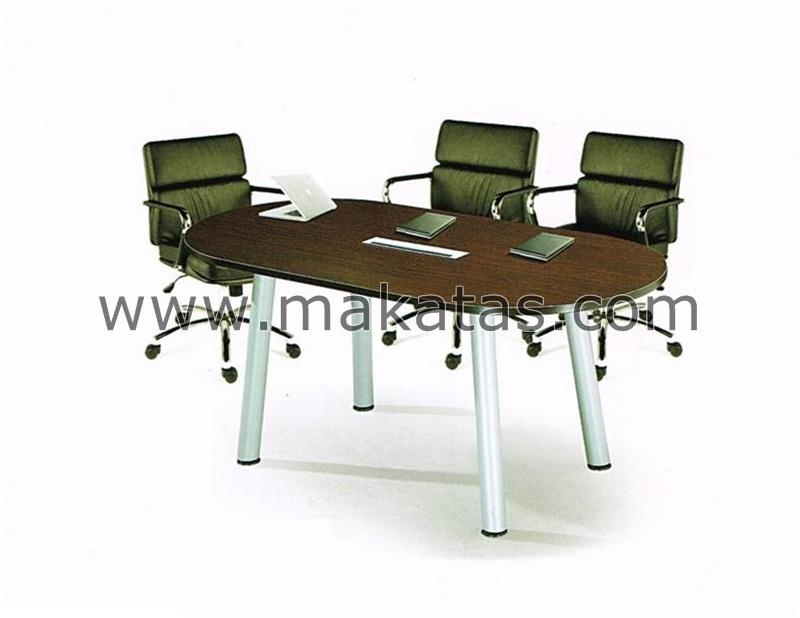 Makatas Oval Conference Table