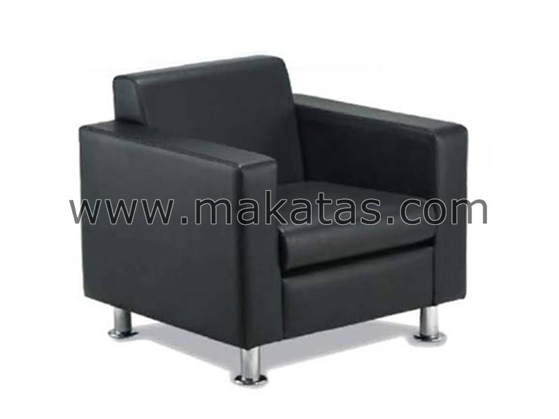 Makatas Tivo Single Seater Sofa Full Leather