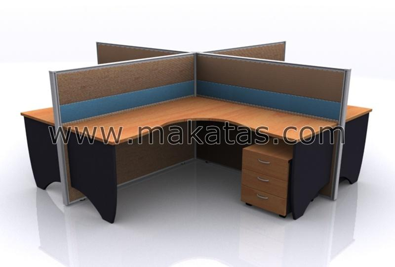 Makatas Workstation Rino 3