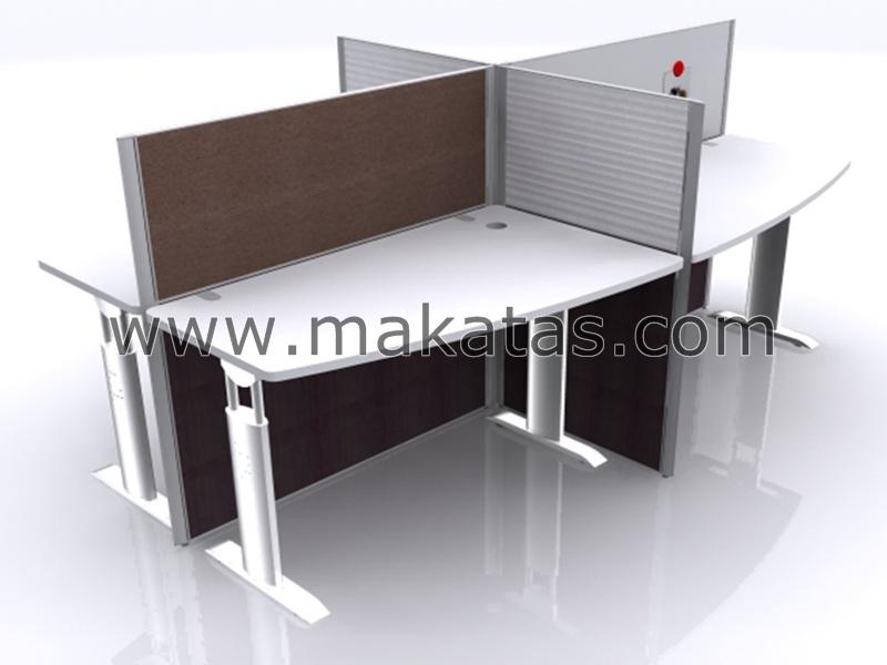 Makatas Workstation Slimax 1