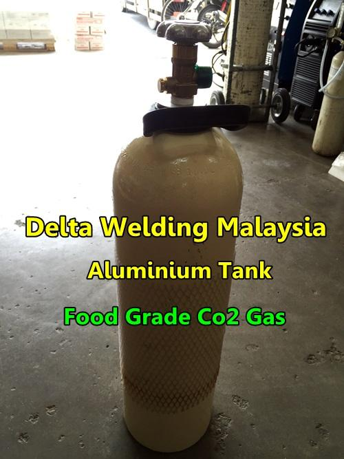Malaysia Food Grade Co2 Beverage Gas & Regulator Set