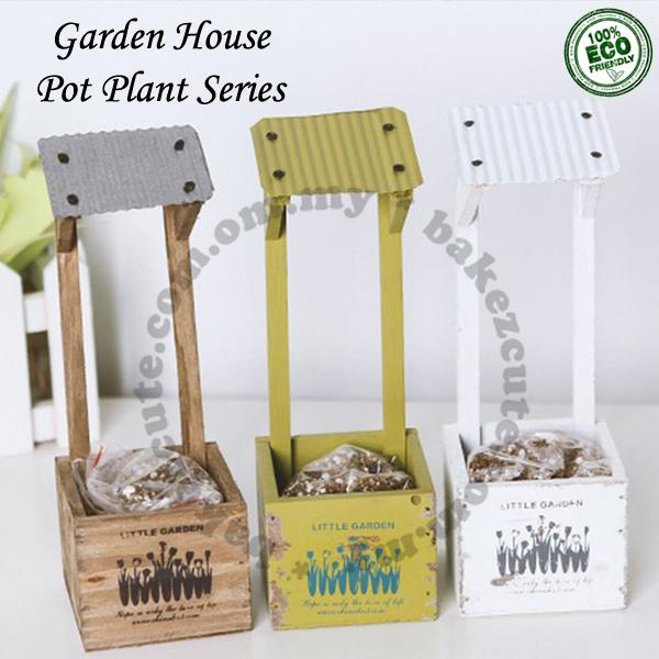 Malaysia Garden House Mini Pot Plant Garden Kit Series