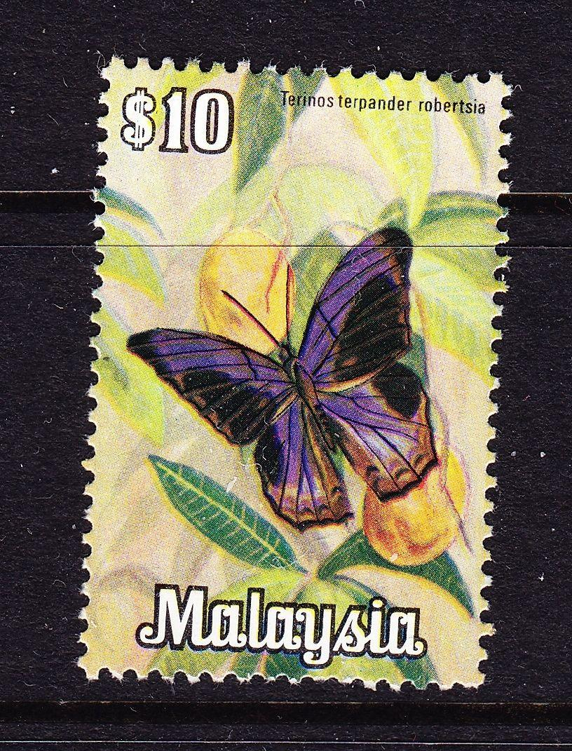 Malaysia stamp Butterfly 1970 SG73 MNH BJ148