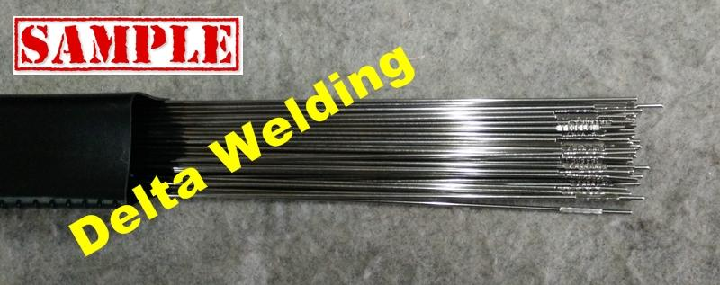Malaysia Supplier Tig welding rods ( 309L ) 1.6mm