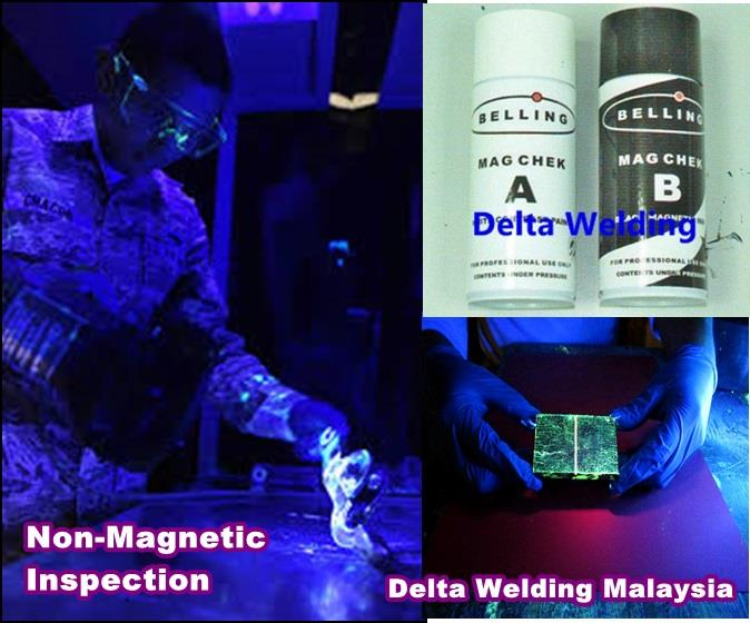 Malaysia welding Magnetic particle inspection (MPI) - 2 units