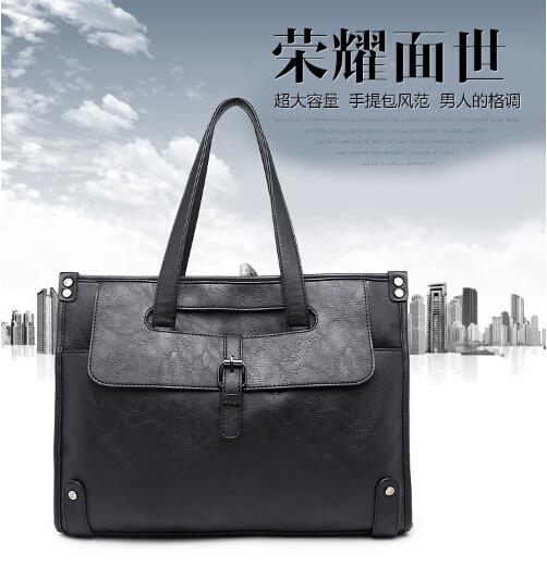 The new male business travel leisure portable single shoulder bag