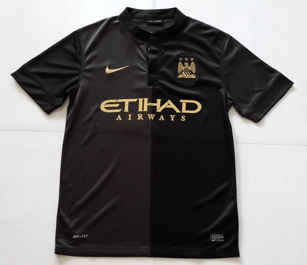 MANCHESTER CITY AWAY JERSEY 2013/2014 ORIGINAL QUALITY JERSI