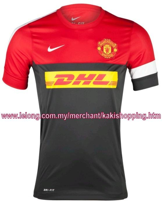 Manchester Black Manchester United fc Red/black
