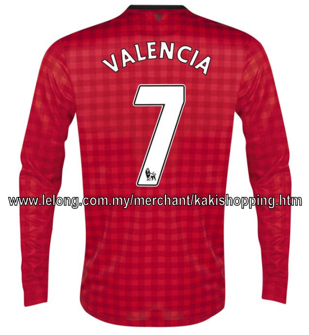 Jersey Numbers of Manchester United Players Manchester United Players