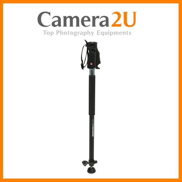 NEW Manfrotto 685B NeoTec Monopod with Safety Lock