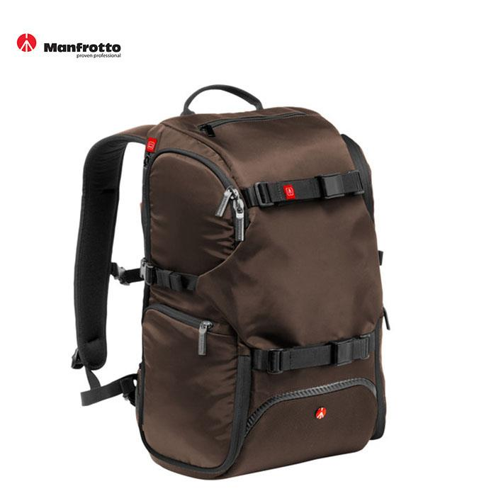 Manfrotto Advanced Travel Camera Backpack (Brown) MB MA-TRV-BW