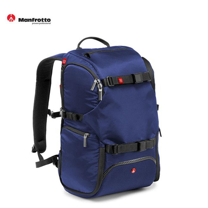 Manfrotto Advanced Travel Camera DSLR Backpack (Blue )MB MA-TRV-BU
