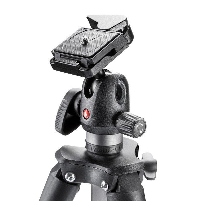 Manfrotto COMPACT ADVANCED WITH BALL HEAD MKCOMPACTADVBH