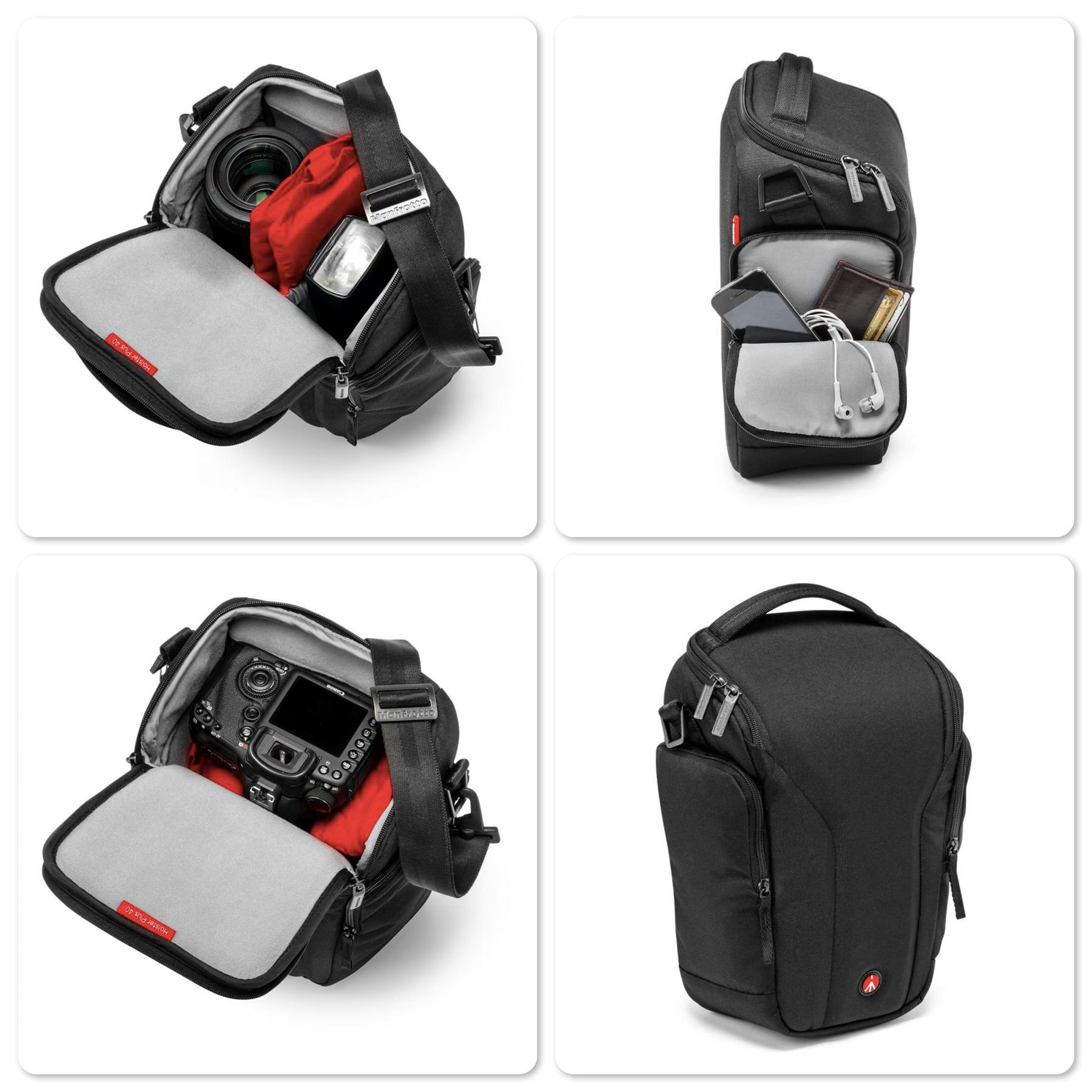 Manfrotto MB MP-H-40BB Holster Plus 40 Professional bag