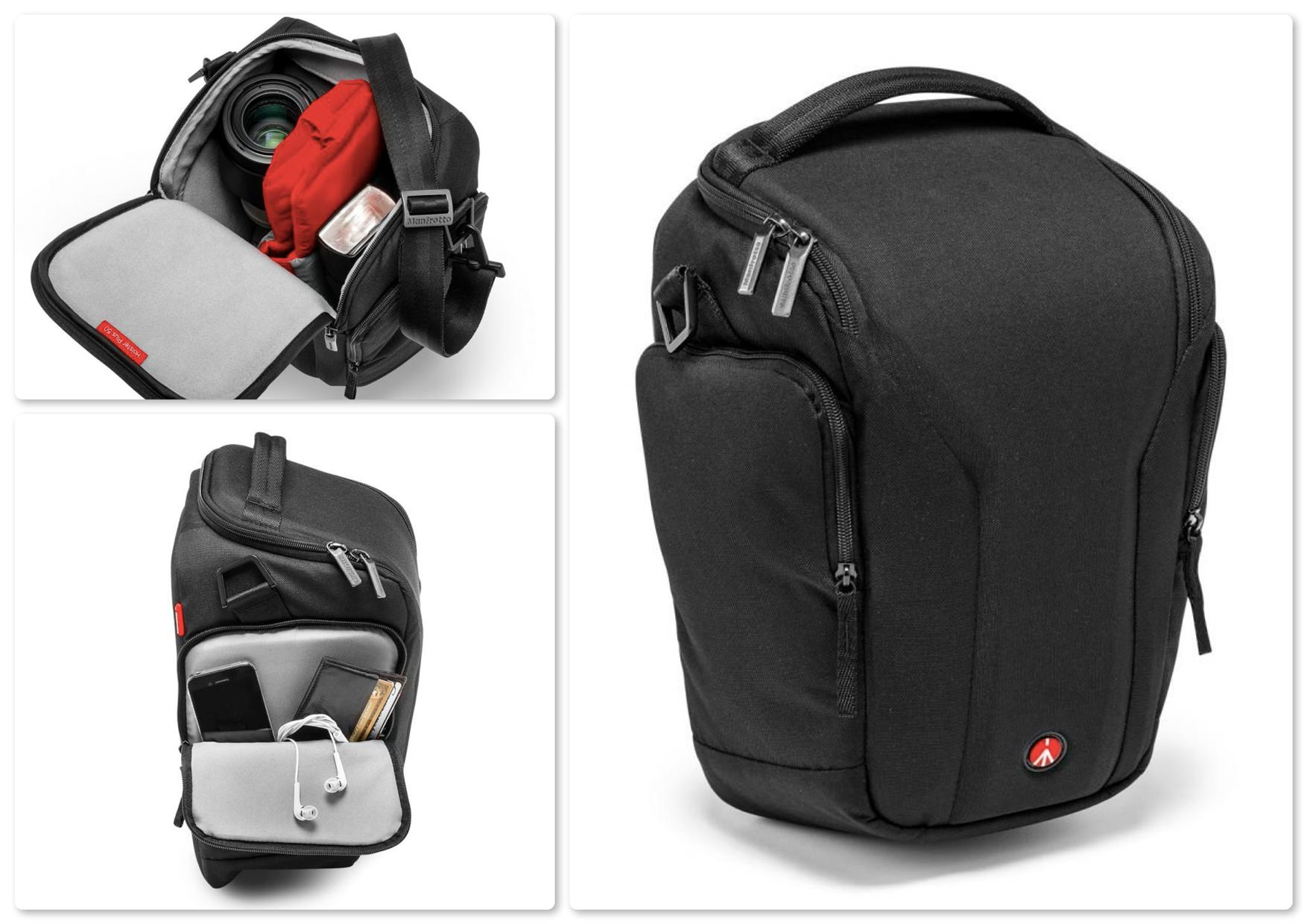 Manfrotto MB MP-H-50BB Holster Plus 50 Professional Bag