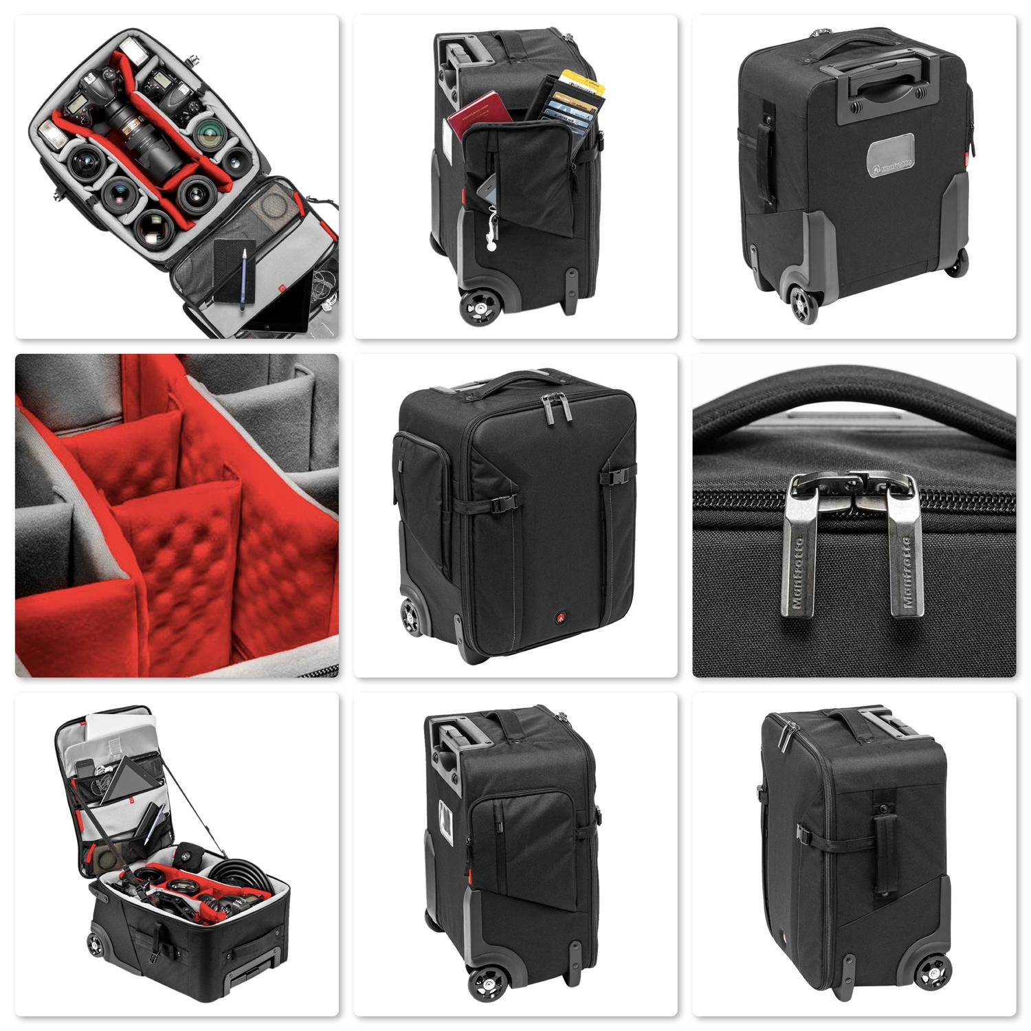 Manfrotto MB MP-RL-70BB Professional Roller Bag 70