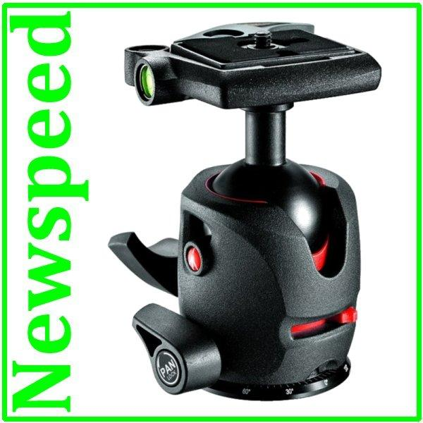 New Manfrotto MH054M0-Q2 MH054 Magnesium Light weight Ball Head