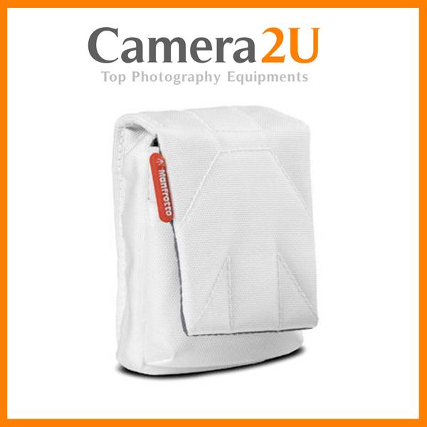 NEW Manfrotto NANO Camera Pouch (White)