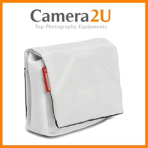 NEW Manfrotto NANO I Camera Pouch (White)