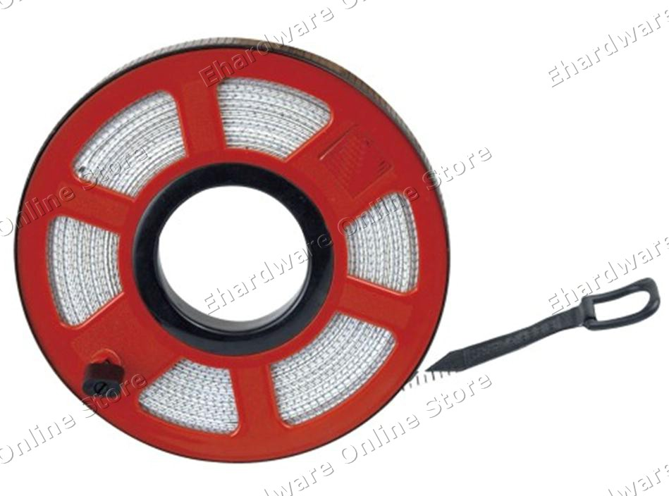 Manual Rolling Fiber Glass Measuring Tape (6007C) (Open Stock)