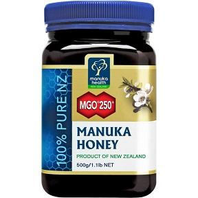 Manuka Health Manuka Honey MGO 250+ 500g