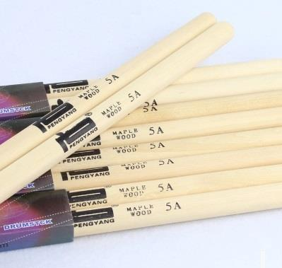 Maple Wood 5A Drum Stick 5A Musical Percussion Drumsticks
