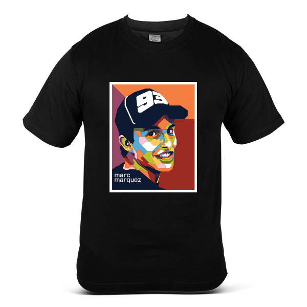 MARC MARQUEZ 93 Sports Racing Motorcycle Rider Professional T-Shirt 6