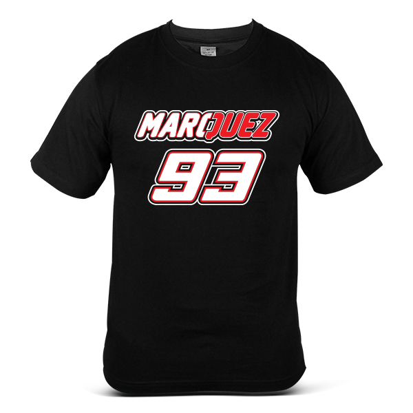 MARC MARQUEZ 93 T-Shirt Sports Racing Motorcycle Rider Professional 1