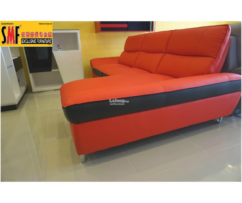 Marcelo l shape rubica leathe end 8 16 2017 1 15 pm myt for L shaped couch name