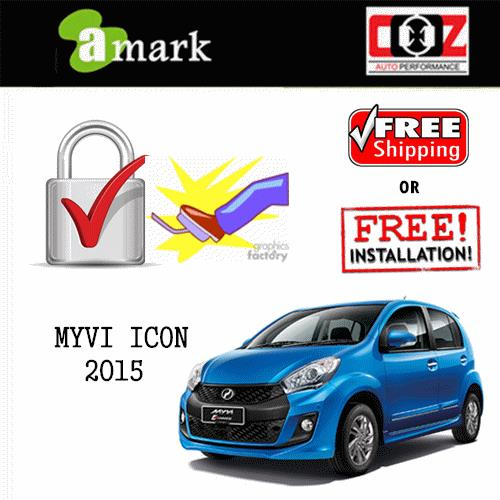 A-MARK FOOT BRAKE LOCK PERODUA MYVI 2015 ICON