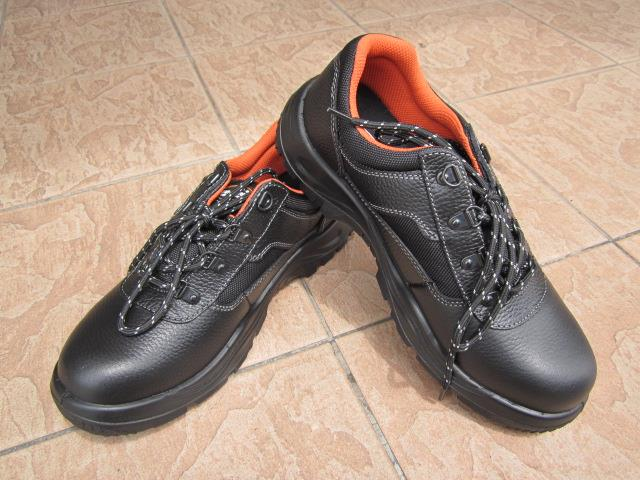 Mr.Mark Legend Grain Leather Safety Shoes
