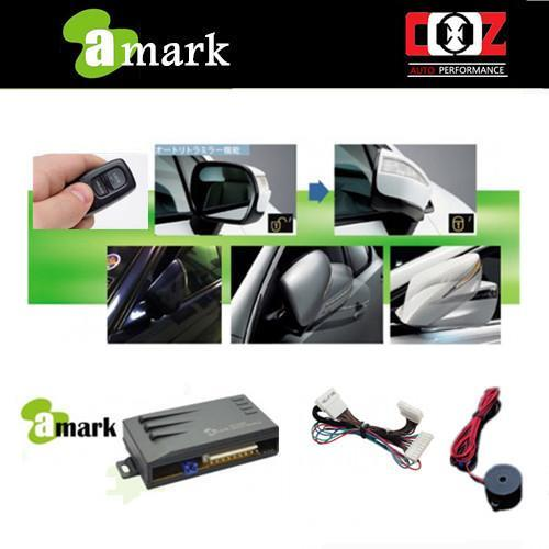 A-Mark Side Mirror Auto Folding/Buzzer Perodua Myvi 2011