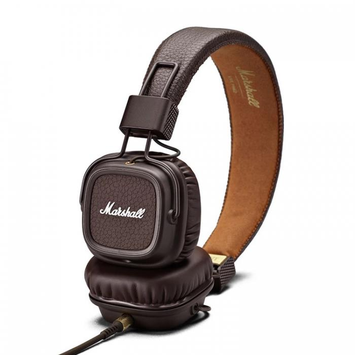 Marshall Major II Headphone Brown IOS