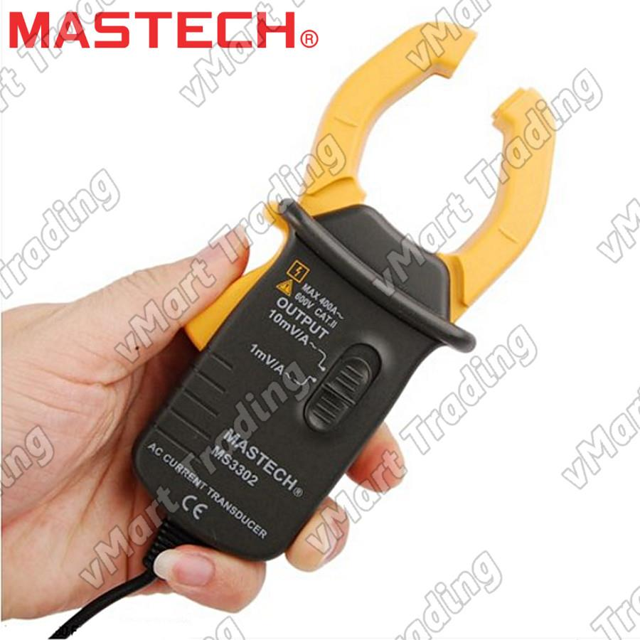 Mastech MS3302 True RMS AC Current Transducer for Multimeter