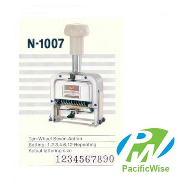 Max Numbering Machine N-1007