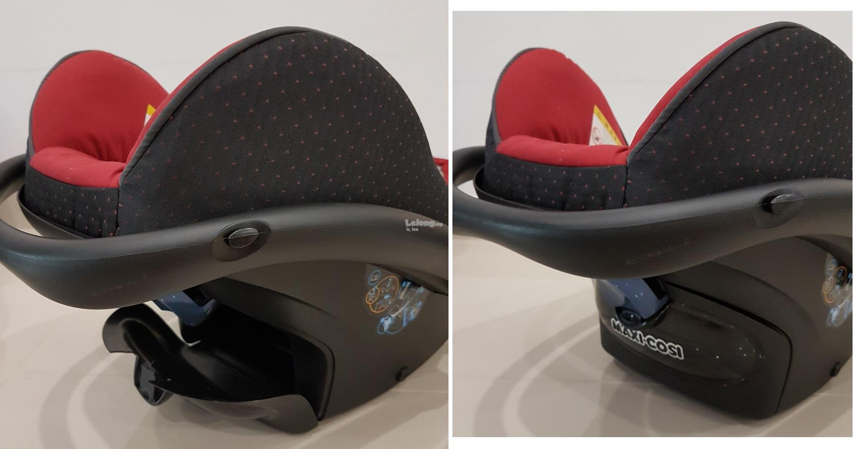 Maxi-Cosi: CabrioFix Baby Carrier/Car Seat