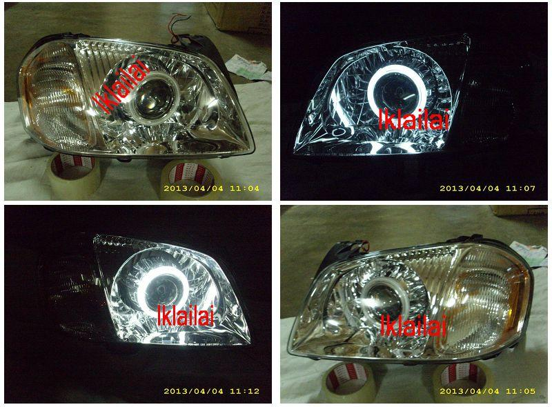 Mazda TRIBUTE '01-04 Hi-Low Projector CCFL Ring Head Lamp