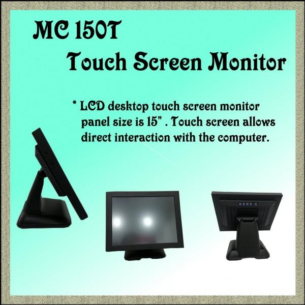 MC-150T TOUCH SCREEN MONITOR