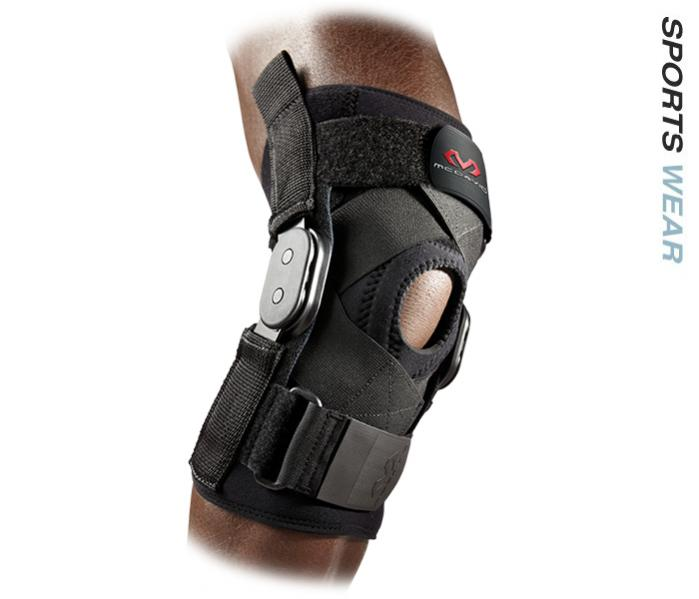 McDavid Knee Brace w/Polycentric Hinges &amp Cross Straps -MCD-429RX