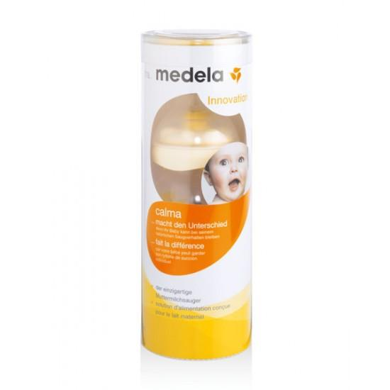 medela calma teat how to use
