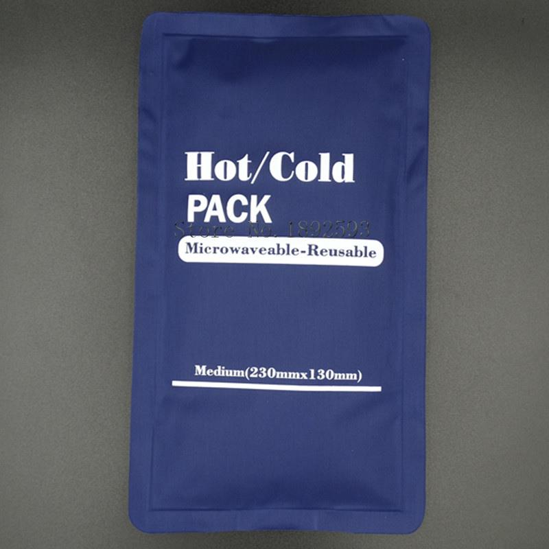 MEDIUM SIZE MICROWAVEABLE-REUSABLE HOT COLD PACK 1 PIECE