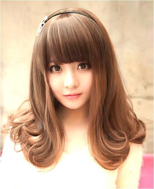 Medium wig CE5/ready stock/rambut palsu